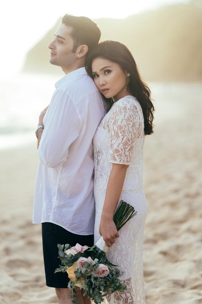 The Pre-wedding of Reza & Cintya by Lis Make Up - 019
