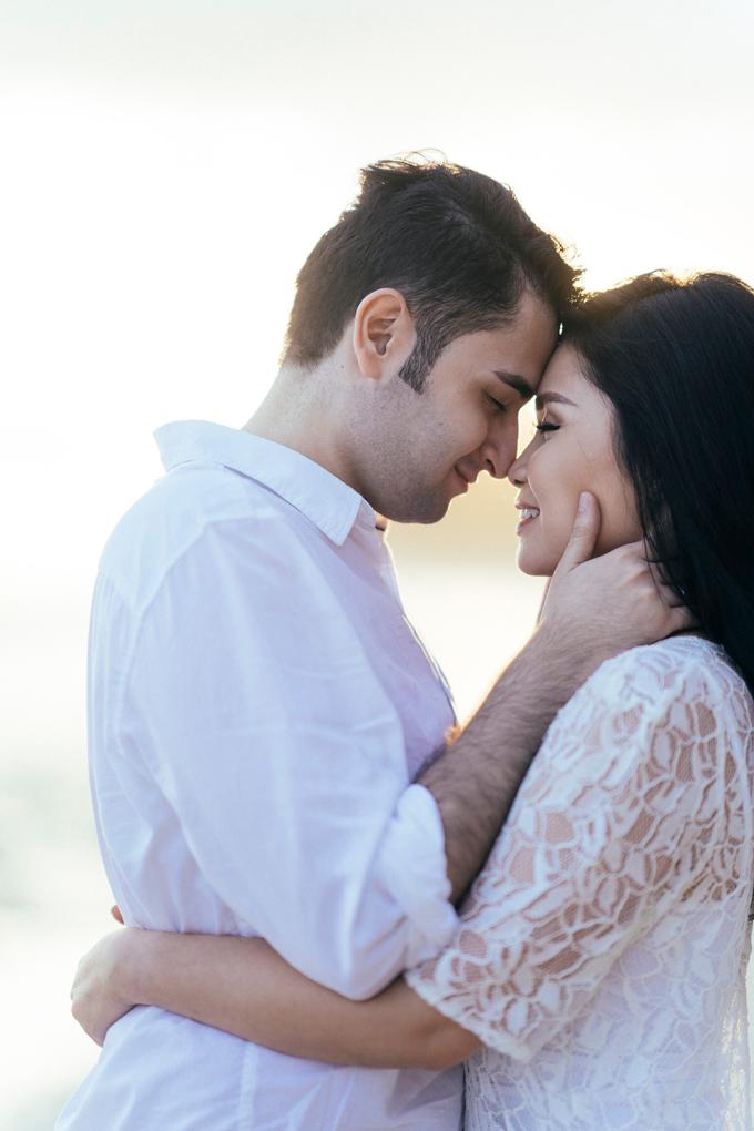 The Pre-wedding of Reza & Cintya by Lis Make Up - 021