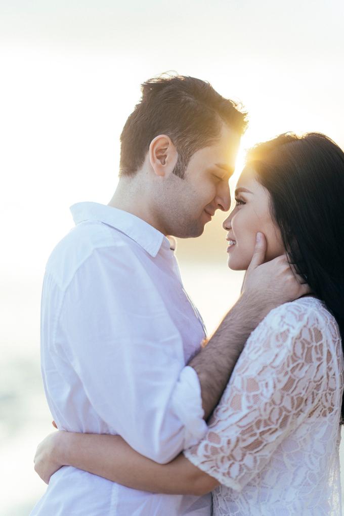 The Pre-wedding of Reza & Cintya by Lis Make Up - 022