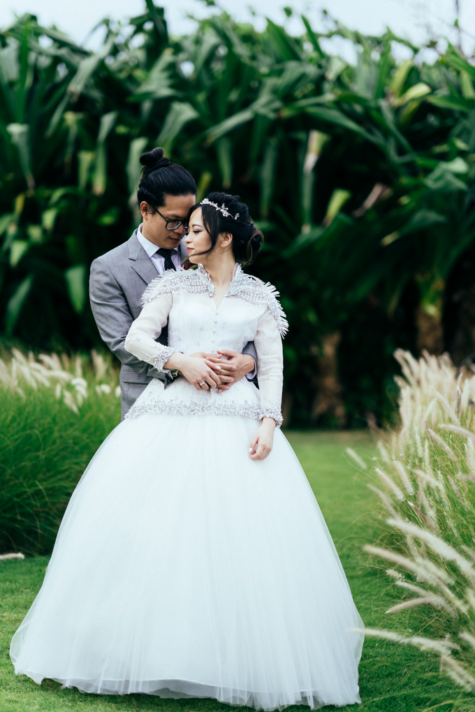 The Wedding of Marico & Vivien by The Right Two - 018
