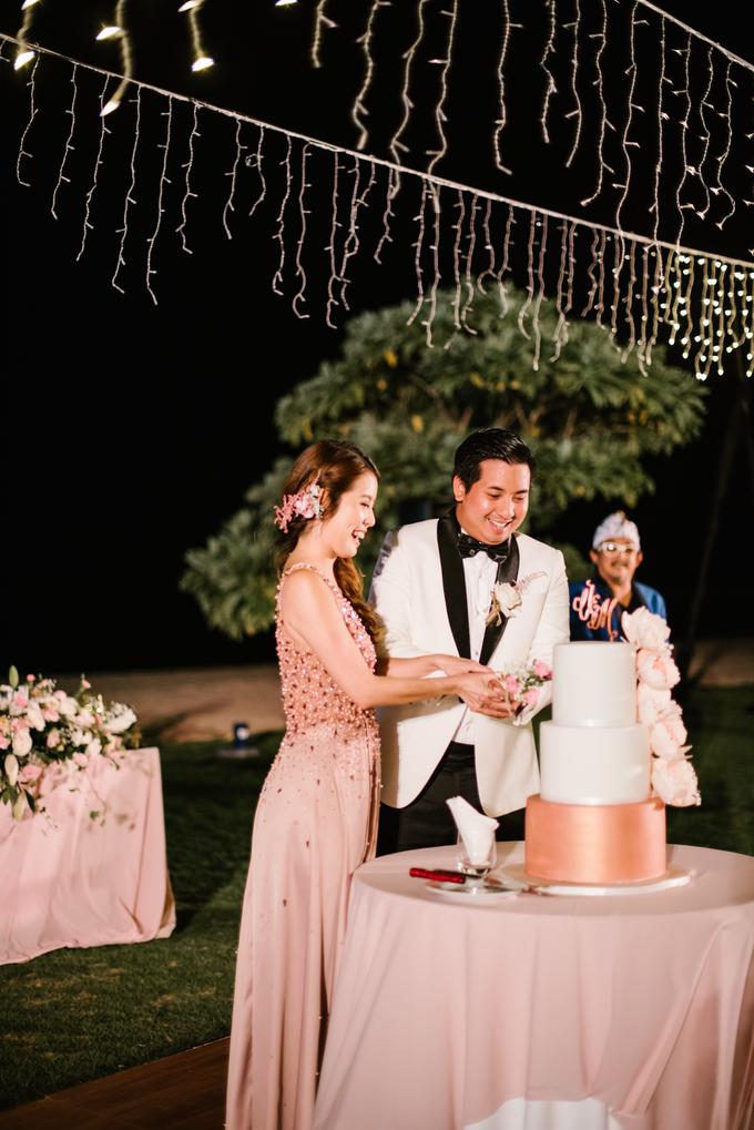 The Wedding of Jeremiah & Melissa by Hilton Bali Resort - 001