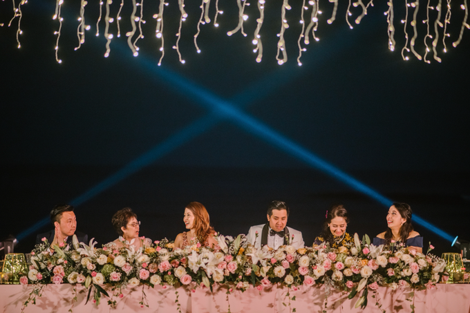 The Wedding of Jeremiah & Melissa by Hilton Bali Resort - 004