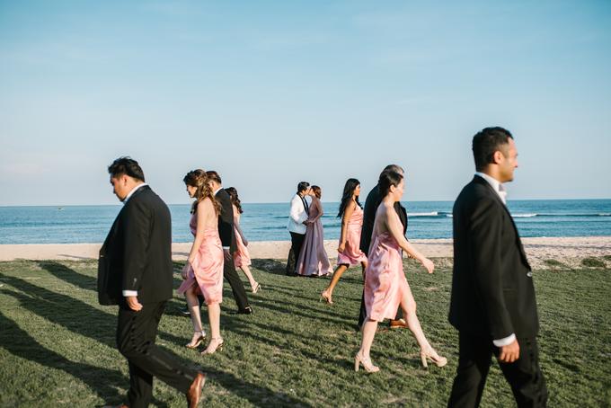 The Wedding of Jeremiah & Melissa by Hilton Bali Resort - 009