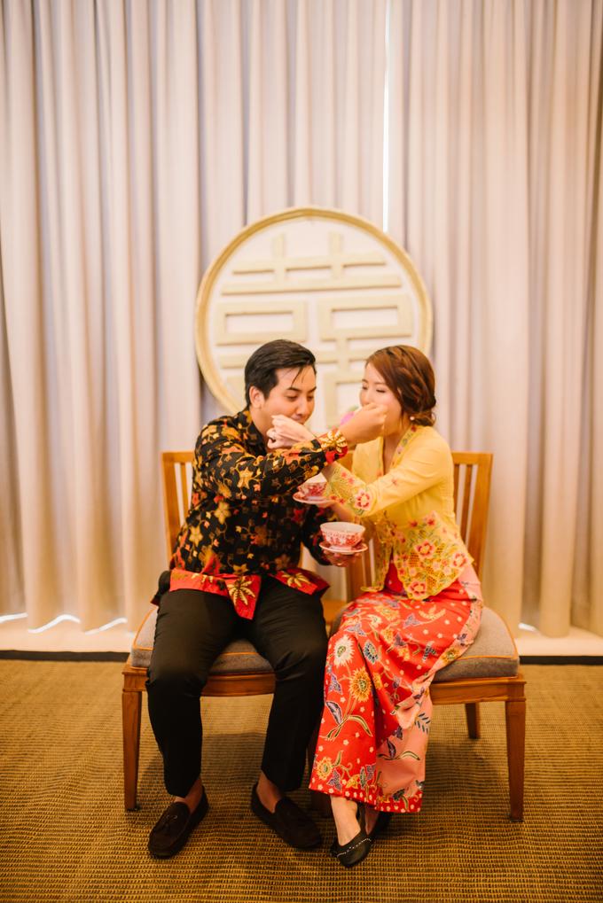 The Wedding of Jeremiah & Melissa by Hilton Bali Resort - 010