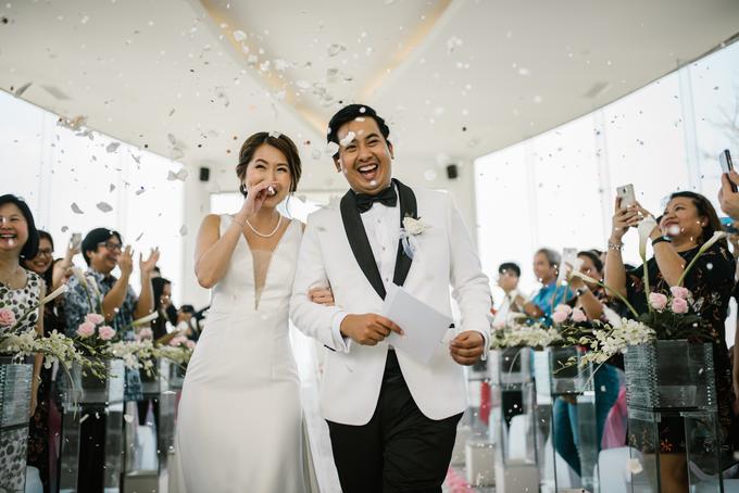 The Wedding of Jeremiah & Melissa by Hilton Bali Resort - 012