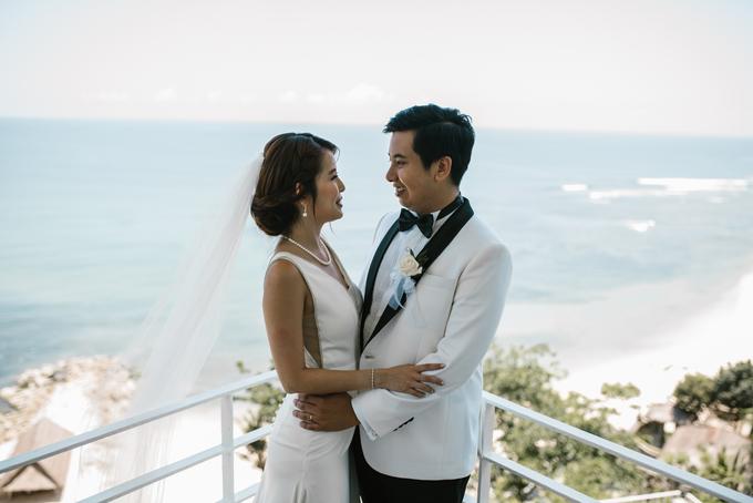 The Wedding of Jeremiah & Melissa by Hilton Bali Resort - 011