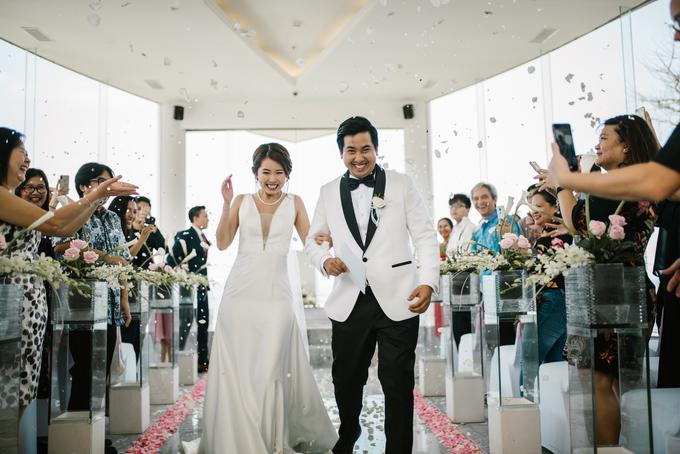 The Wedding of Jeremiah & Melissa by Hilton Bali Resort - 013