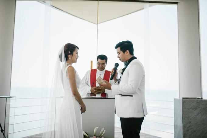 The Wedding of Jeremiah & Melissa by Hilton Bali Resort - 015