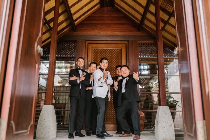 The Wedding of Jeremiah & Melissa by Hilton Bali Resort - 018