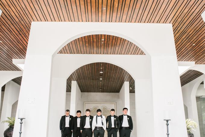 The Wedding of Jeremiah & Melissa by Hilton Bali Resort - 019