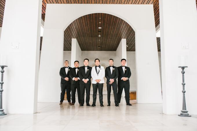 The Wedding of Jeremiah & Melissa by Hilton Bali Resort - 020