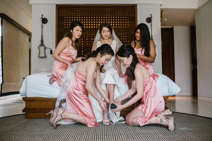 The Wedding of Jeremiah & Melissa by Hilton Bali Resort - 021