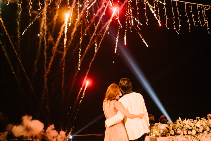 The Wedding of Jeremiah & Melissa by Hilton Bali Resort - 022