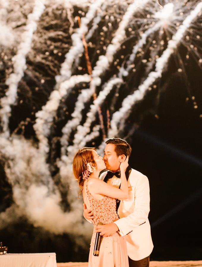 The Wedding of Jeremiah & Melissa by Hilton Bali Resort - 024