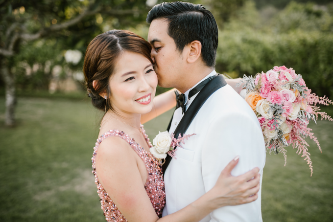 The Wedding of Jeremiah & Melissa by Hilton Bali Resort - 025