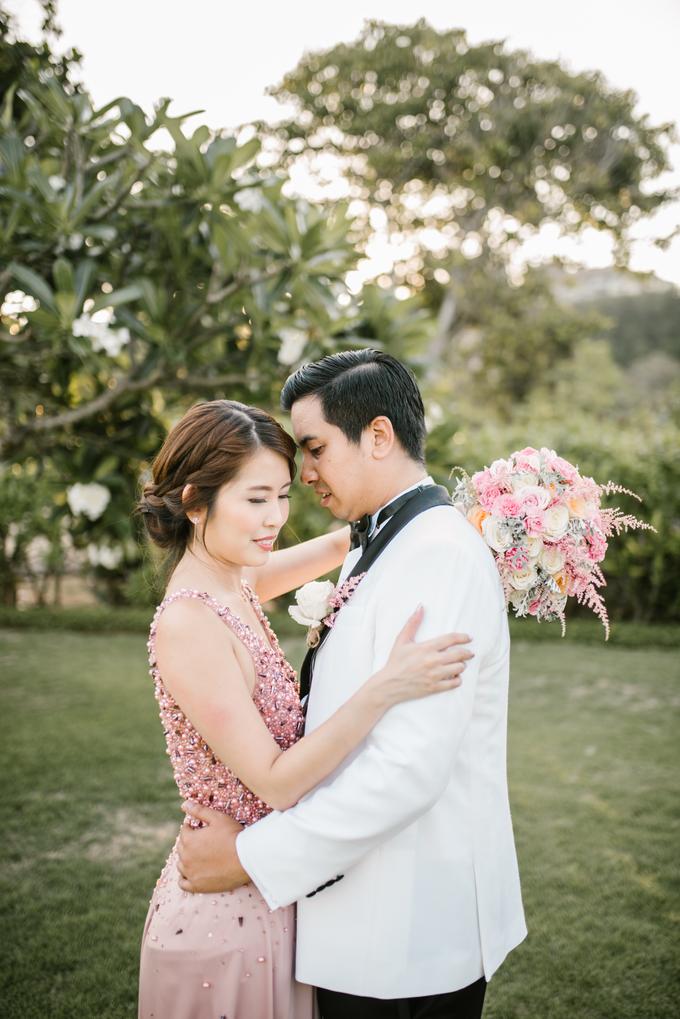 The Wedding of Jeremiah & Melissa by Hilton Bali Resort - 026