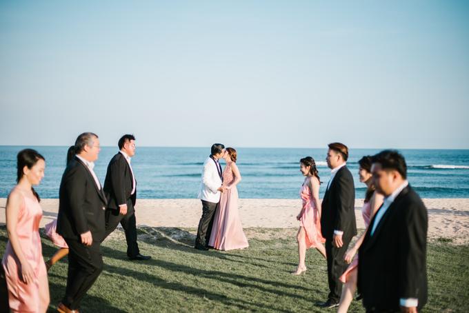 The Wedding of Jeremiah & Melissa by Hilton Bali Resort - 027