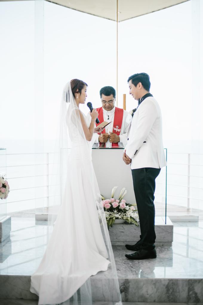 The Wedding of Jeremiah & Melissa by Hilton Bali Resort - 029