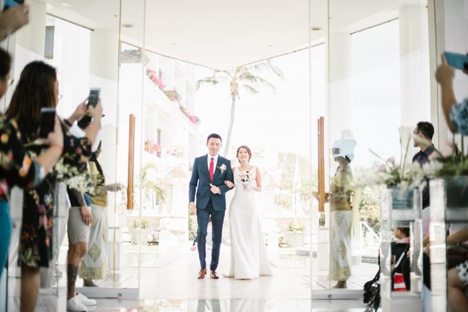 The Wedding of Jeremiah & Melissa by Hilton Bali Resort - 031