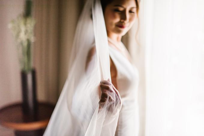 The Wedding of Jeremiah & Melissa by Hilton Bali Resort - 032