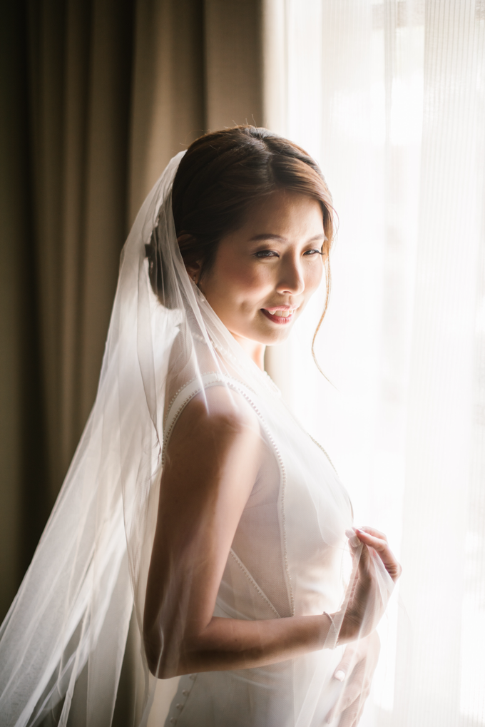 The Wedding of Jeremiah & Melissa by Hilton Bali Resort - 035