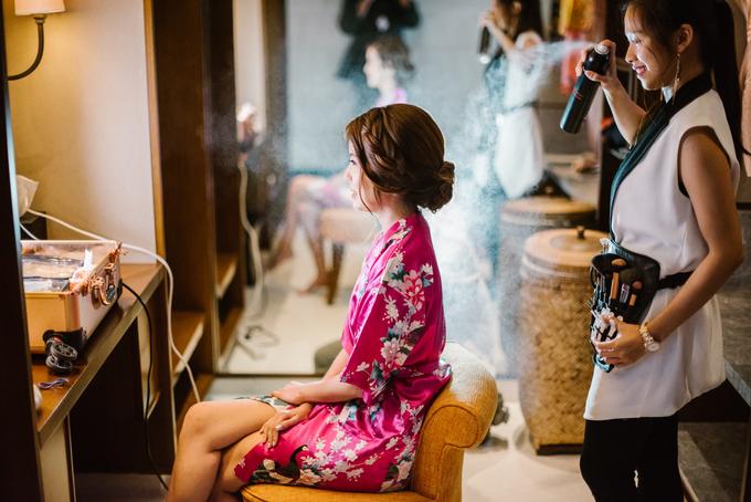 The Wedding of Jeremiah & Melissa by Hilton Bali Resort - 039