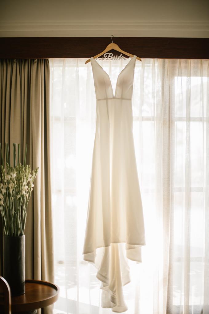 The Wedding of Jeremiah & Melissa by Hilton Bali Resort - 041