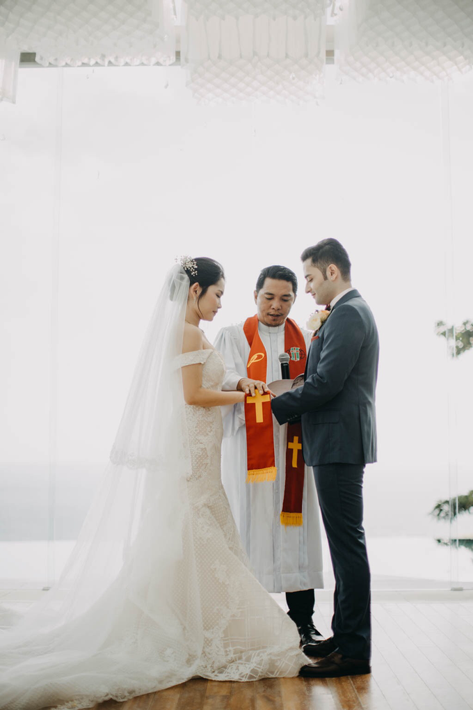The Wedding of Reza & Cintya by The Right Two - 023
