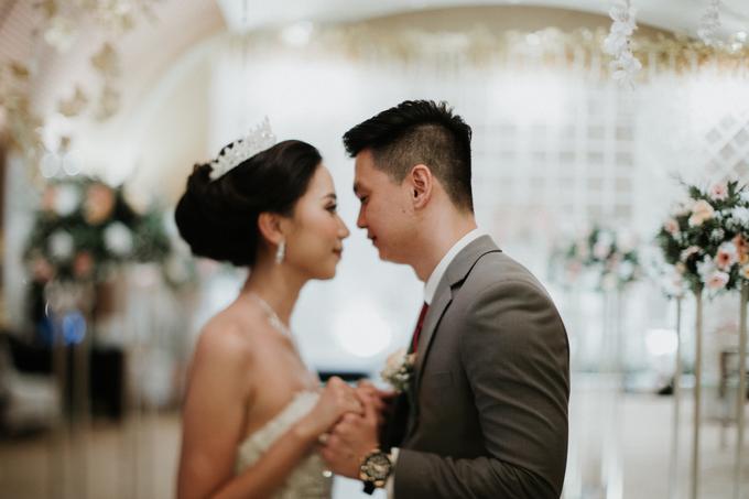 The Wedding of Robin & Jesslyn by Sparks Luxe Jakarta - 001