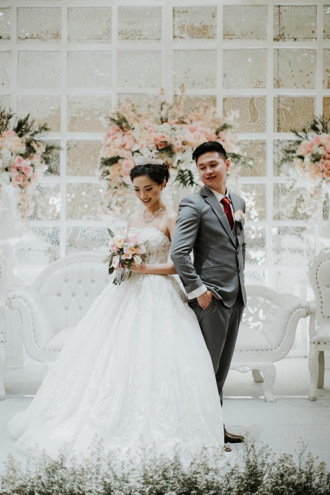 The Wedding of Robin & Jesslyn by Sparks Luxe Jakarta - 004