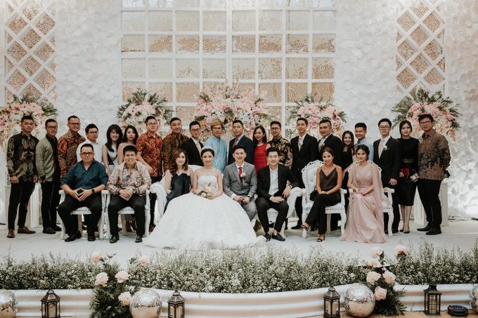 The Wedding of Robin & Jesslyn by Sparks Luxe Jakarta - 005