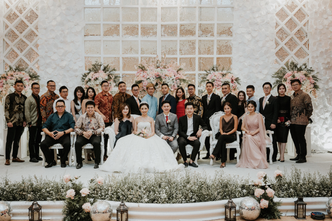 The Wedding of Robin & Jesslyn by The Right Two - 005