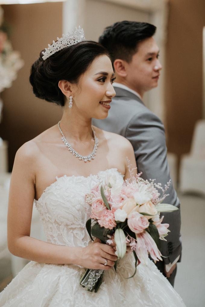 The Wedding of Robin & Jesslyn by Sparks Luxe Jakarta - 003