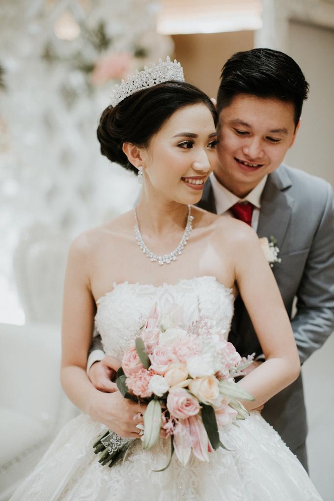 The Wedding of Robin & Jesslyn by Sparks Luxe Jakarta - 002