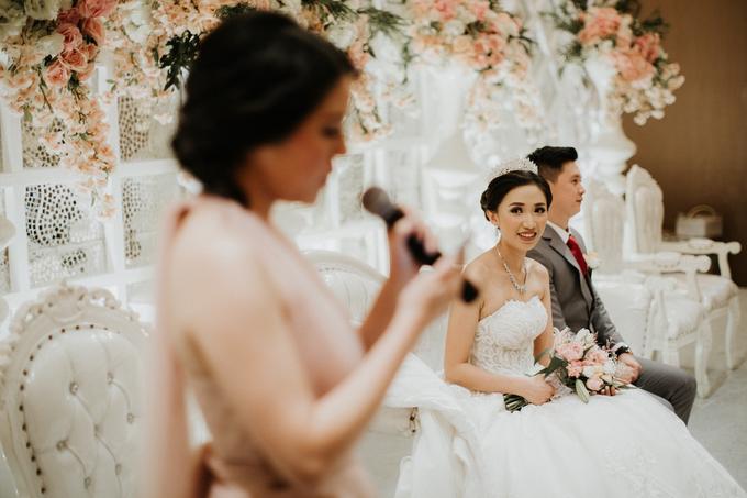 The Wedding of Robin & Jesslyn by Sparks Luxe Jakarta - 007