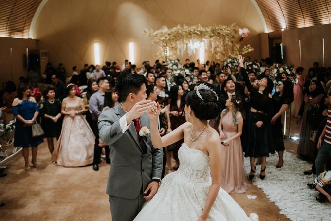 The Wedding of Robin & Jesslyn by Sparks Luxe Jakarta - 006