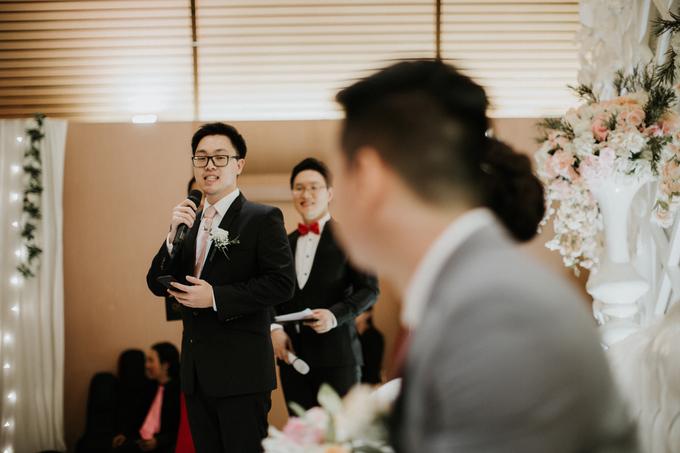 The Wedding of Robin & Jesslyn by Sparks Luxe Jakarta - 008