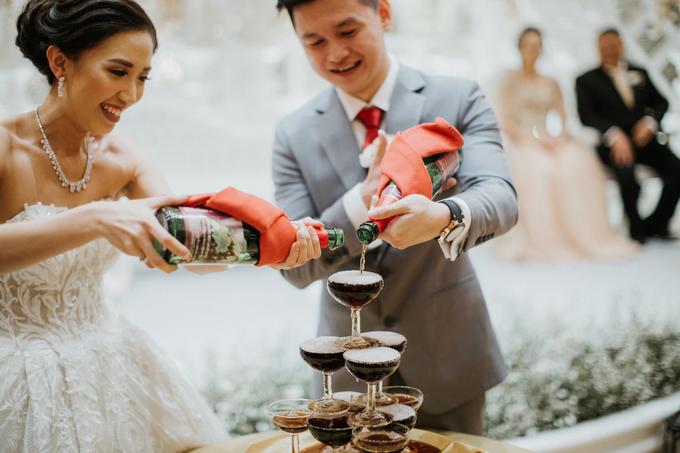 The Wedding of Robin & Jesslyn by Sparks Luxe Jakarta - 009