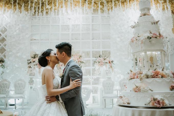 The Wedding of Robin & Jesslyn by Amor Cake - 001