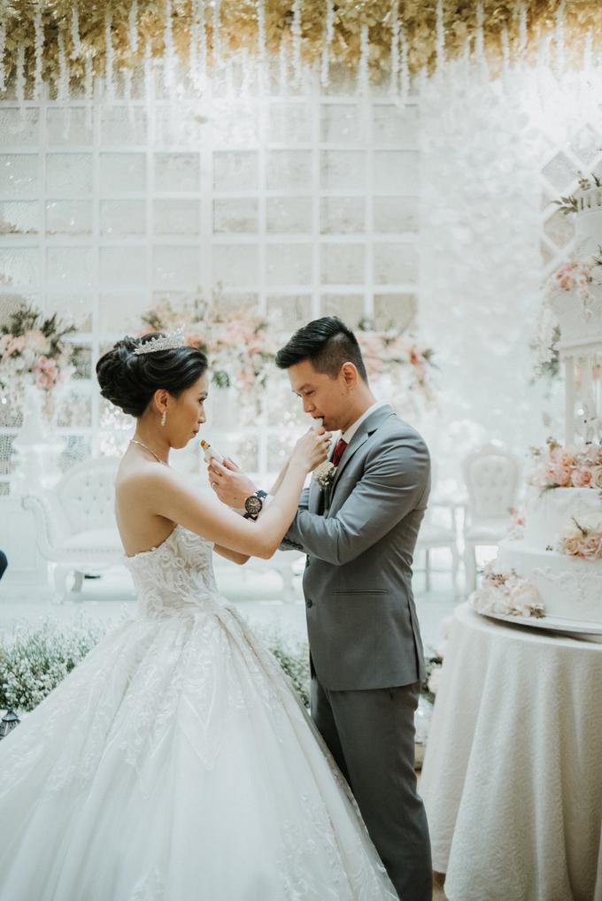 The Wedding of Robin & Jesslyn by Sparks Luxe Jakarta - 011