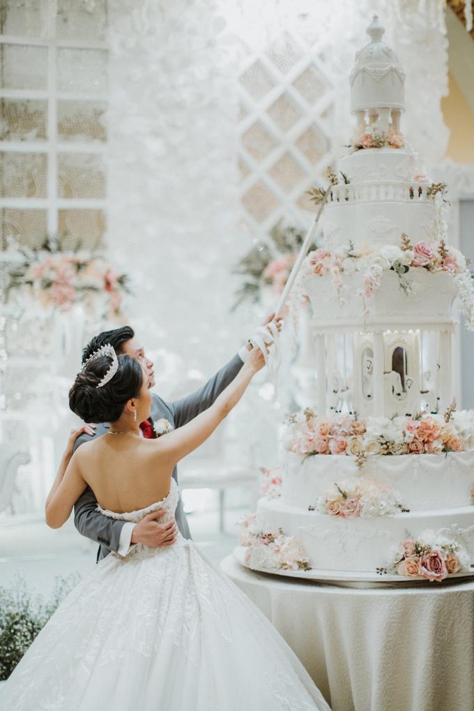 The Wedding of Robin & Jesslyn by Sparks Luxe Jakarta - 012