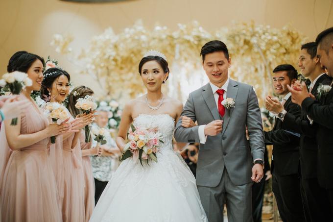 The Wedding of Robin & Jesslyn by Sparks Luxe Jakarta - 013