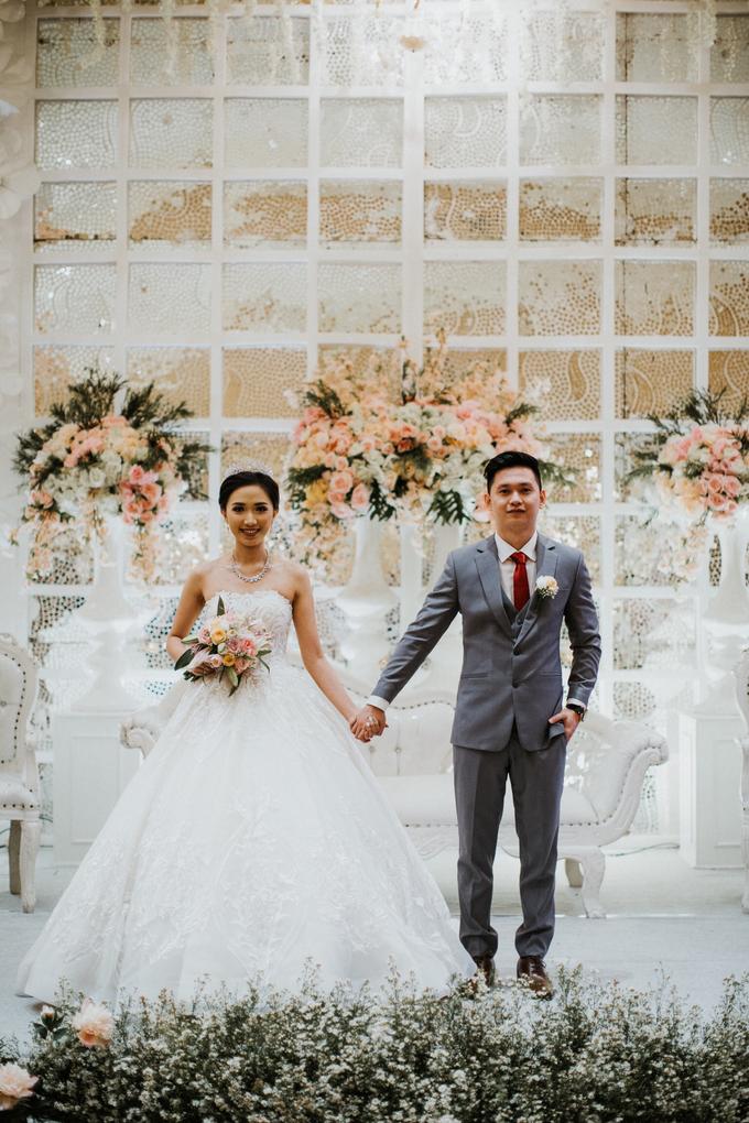 The Wedding of Robin & Jesslyn by Sparks Luxe Jakarta - 015