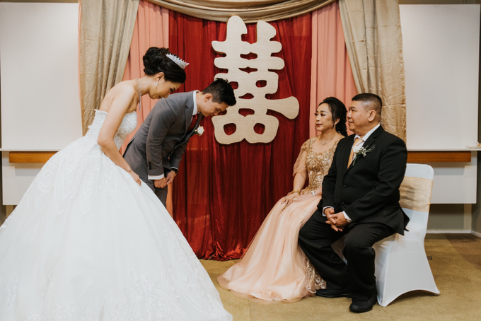 The Wedding of Robin & Jesslyn by The Right Two - 014