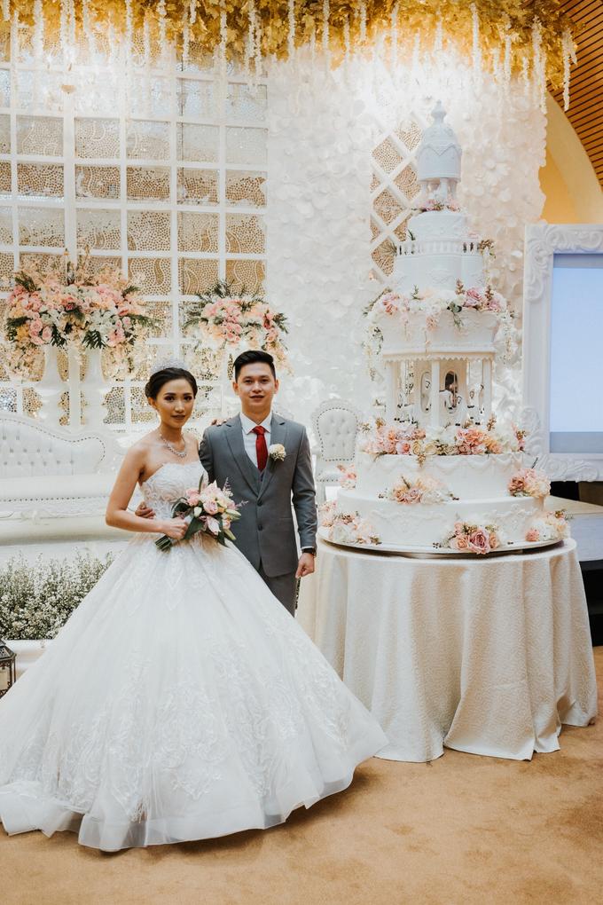 The Wedding of Robin & Jesslyn by Amor Cake - 004