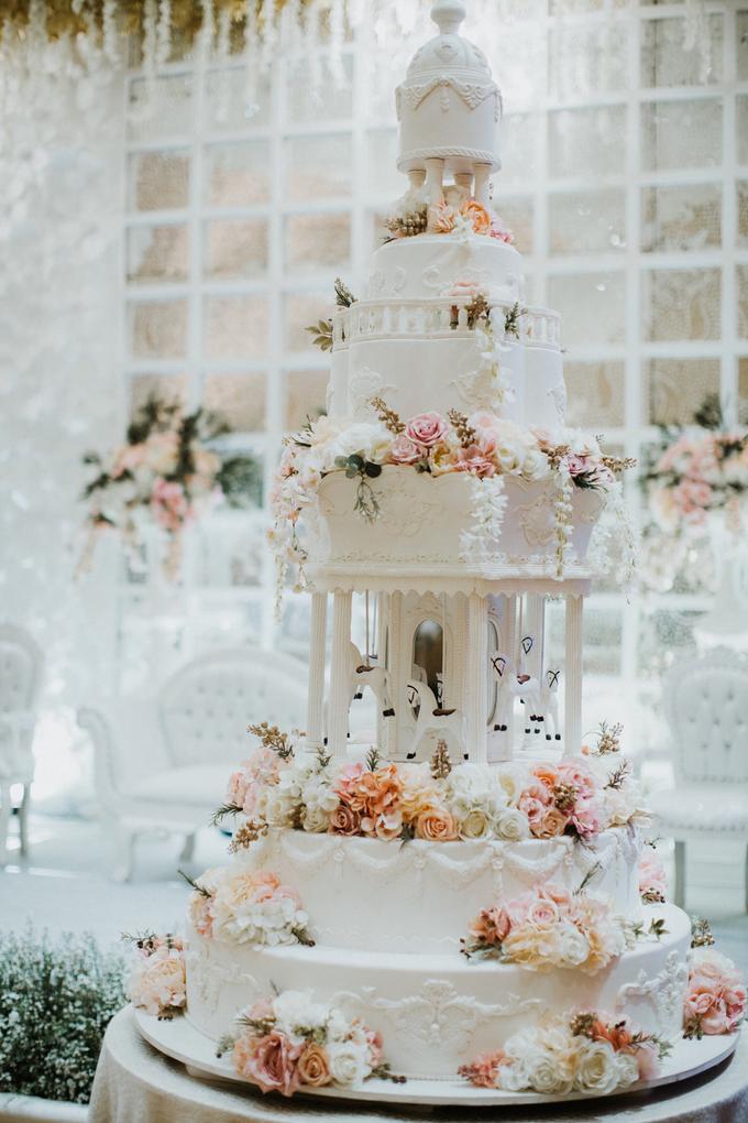 The Wedding of Robin & Jesslyn by Amor Cake - 005