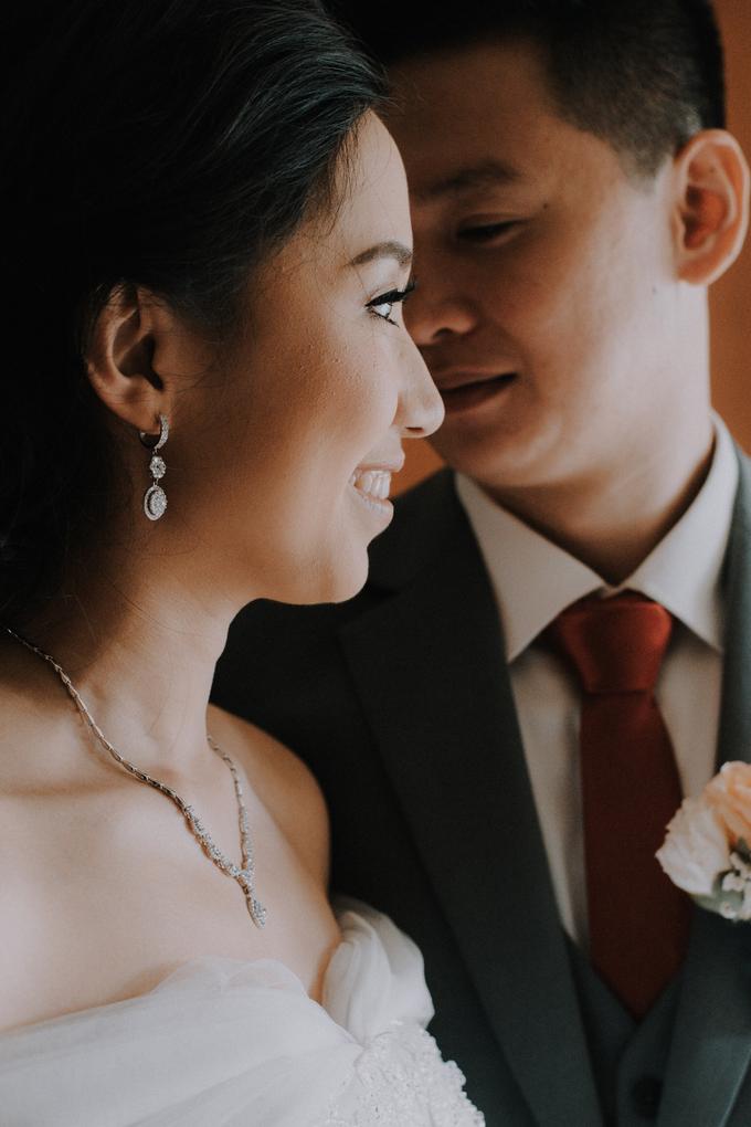 The Wedding of Robin & Jesslyn by Sparks Luxe Jakarta - 019