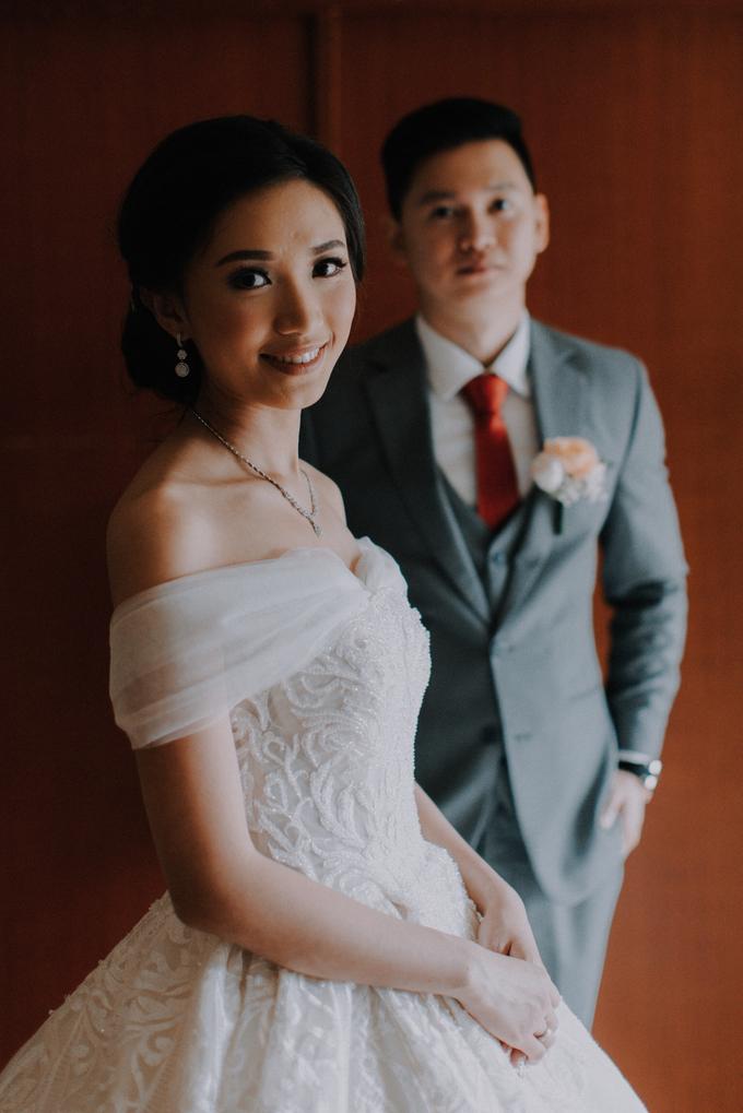 The Wedding of Robin & Jesslyn by Sparks Luxe Jakarta - 020