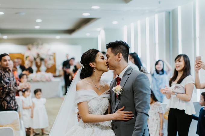 The Wedding of Robin & Jesslyn by Sparks Luxe Jakarta - 021