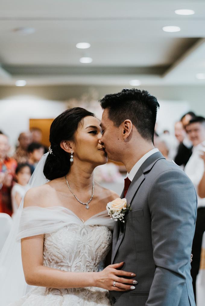 The Wedding of Robin & Jesslyn by Sparks Luxe Jakarta - 022